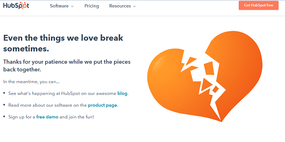 Custom 404 Page for HubSpot