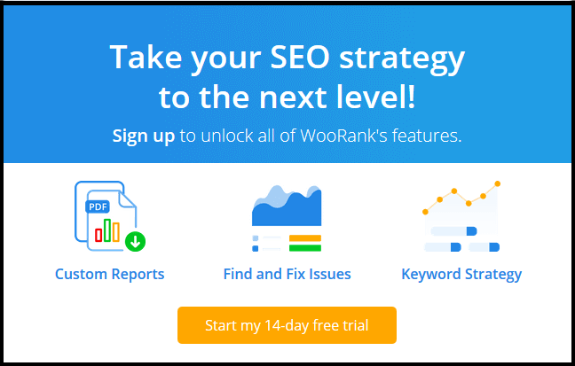 WooRank Free Trial for 14 Days